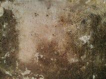 墙壁的接近的具体射击 图象包括一个作用黑白口气 库存图片