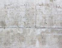 墙壁的接近的具体射击 免版税库存图片