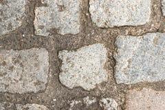墙壁的石头 库存照片