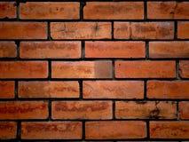 墙壁的砖接近的模式 库存照片