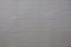 墙壁的纹理由巨大的aluminu制成金属镀层  免版税图库摄影