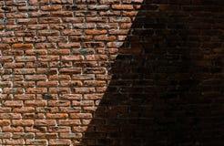 墙壁纹理未加工背景的对比 免版税库存图片