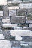 墙壁纹理石头 免版税库存图片