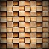 墙壁背景纹理木头褐色 免版税图库摄影
