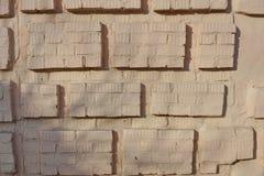 墙壁背景纹理 砖砌装饰元素的1 库存图片
