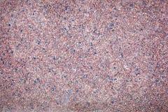 墙壁背景纹理 browne 花岗岩面包屑 红色花岗岩面包屑 免版税图库摄影