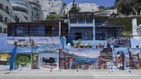 墙壁艺术 免版税库存图片