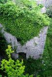 墙壁营房在Spanjola堡垒 免版税库存图片