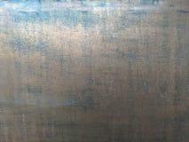 墙壁装饰,金属镀层的纹理 免版税库存图片