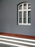 墙壁视窗 图库摄影
