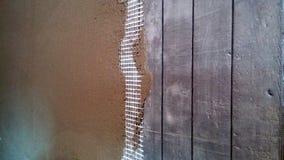 墙壁绝缘材料 库存照片