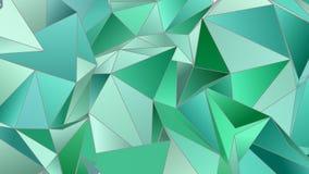 墙纸多角形三角几何背景 库存图片