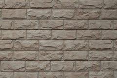 墙纸的砖石纹理 库存图片