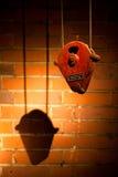 增强的特别重的人的升降机 免版税库存照片