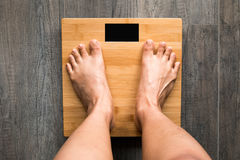 增强的设备重量重量 免版税库存照片