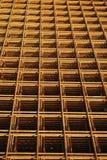 增强钢滤网 免版税图库摄影