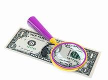 增殖美元 库存例证