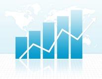 增长 免版税库存图片