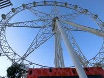 墨尔本星一个晴天,墨尔本,澳大利亚 库存图片