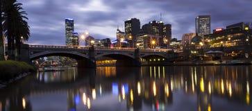 墨尔本澳洲 免版税库存照片