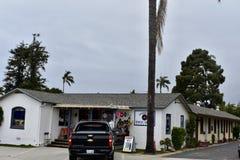 墨菲` s乙烯基棚子Carpinteria加利福尼亚, 2 免版税库存图片