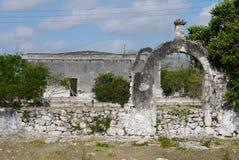 墨西哥人破坏尤加坦 库存图片