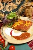 墨西哥厨房 免版税库存图片