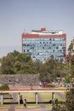 墨西哥国立自治大学, Universidad Autonoma de墨西哥 免版税库存照片