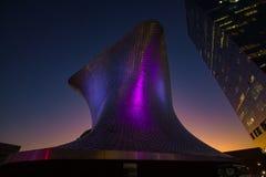 墨西哥城全景街道CDMX 库存照片