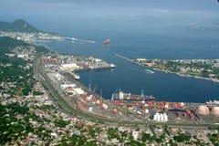 墨西哥城港    免版税库存图片