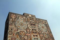 墨西哥城 免版税库存照片