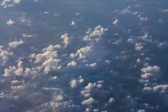 墨西哥天空 免版税库存照片