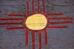 墨西哥新的符号 库存图片