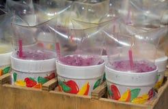 墨西哥果汁饮料 库存照片