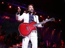 墨西哥歌手Marco安东尼奥Solis 库存图片