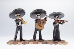 墨西哥流浪乐队结合 免版税图库摄影