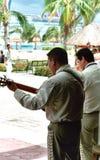 墨西哥流浪乐队 免版税图库摄影