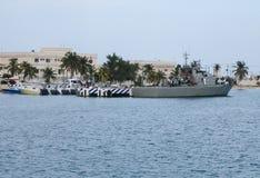 墨西哥海军 免版税库存图片
