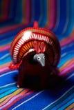 墨西哥玩具犰狳 图库摄影