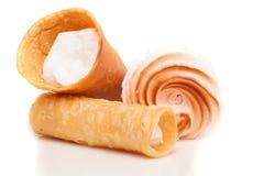 墨西哥甜点 免版税库存图片