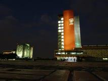 墨西哥的国立Autonomus大学 库存图片