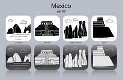 墨西哥的象 免版税库存图片
