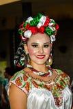 墨西哥秀丽 免版税库存照片
