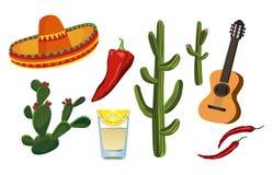 墨西哥符号 图库摄影
