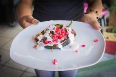 墨西哥美食术 免版税库存图片