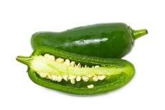 墨西哥胡椒胡椒。 图库摄影