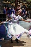 墨西哥舞蹈家 免版税库存照片