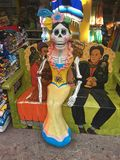 墨西哥艺术 库存照片