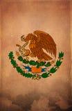 墨西哥难看的东西海报背景-卡片-设计 库存照片