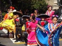 墨西哥颜色 免版税库存图片